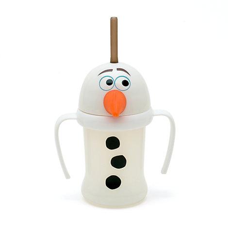 Drikkekop med Olaf fra Frost