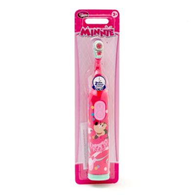 Batteridrevet Minnie Mouse tandboerste med timer