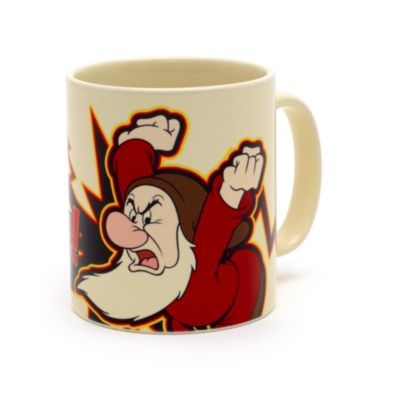 Grumpy Personalised Mug