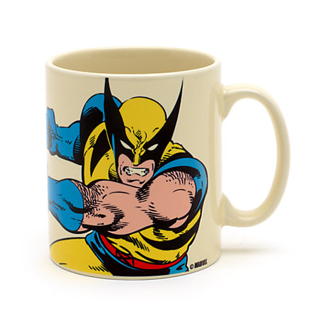 Mug Wolverine personnalisé