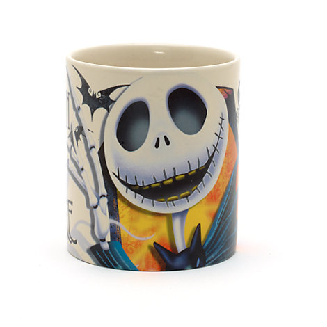 Nightmare Before Christmas - Personalisierter Becher