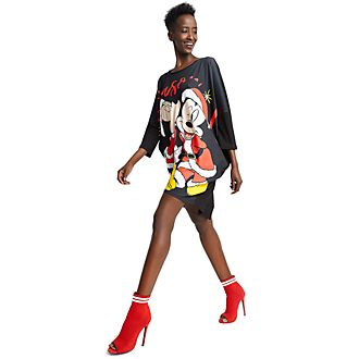 Sugarbird Mickey and Minnie Christmas Dress For Adults