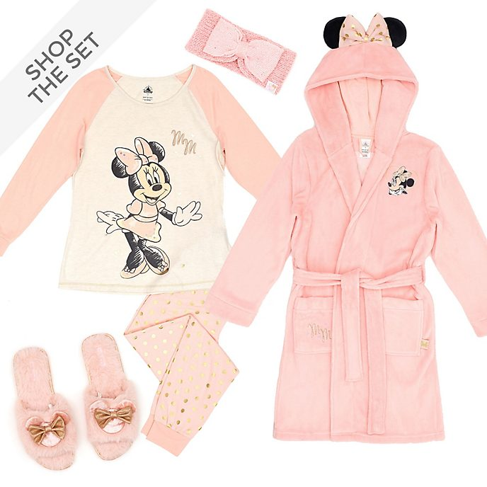 Disney Store Minnie Mouse Mini Me Loungewear Collection