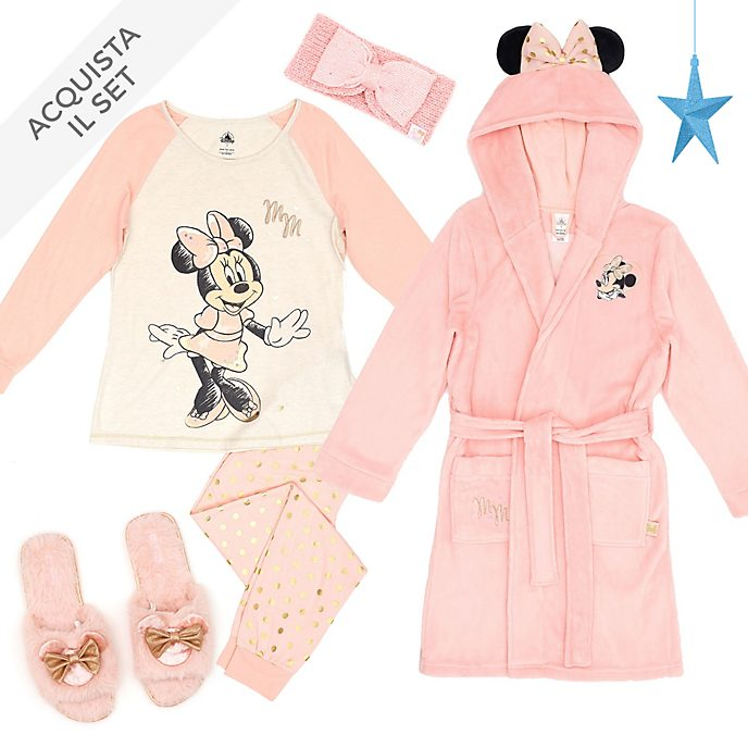 Set pigiami Minni Mini Me Disney Store