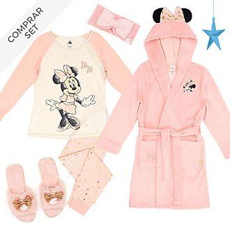 Colección de ropa de descanso Minnie Mouse, mini yo, Disney Store