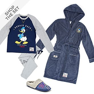 Disney Store Mickey and Donald Mini Me Loungewear Collection