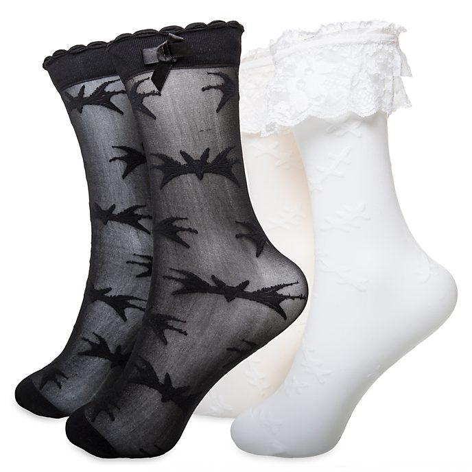 Disney Store - Nightmare Before Christmas - 2Paar Socken für Erwachsene