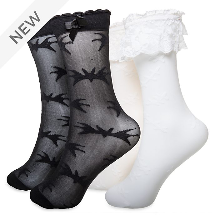 Disney Store The Nightmare Before Christmas Socks For Adults, 2 pairs
