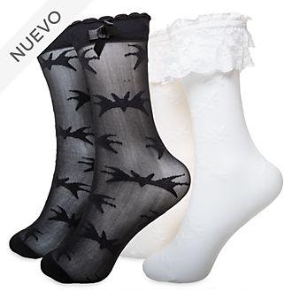 Adorno colgante calcetines para adultos Pesadilla antes de Navidad, Disney Store (2pares)