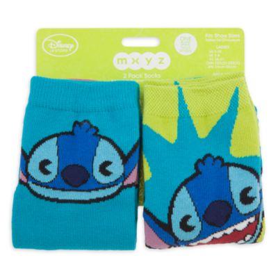 Stitch MXYZ strømper til damer, 2-pak