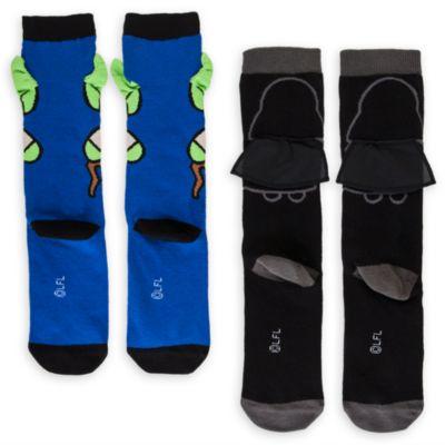 Star Wars MXYZ sockor i damstorlek, 2 par