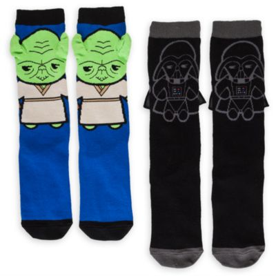 Star Wars MXYZ Ladies Socks, Pack of 2