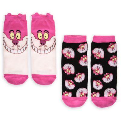 Grinsekatze - Socken für Damen, 2er-Pack
