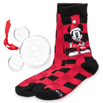 Mickey Mouse Adult Socks