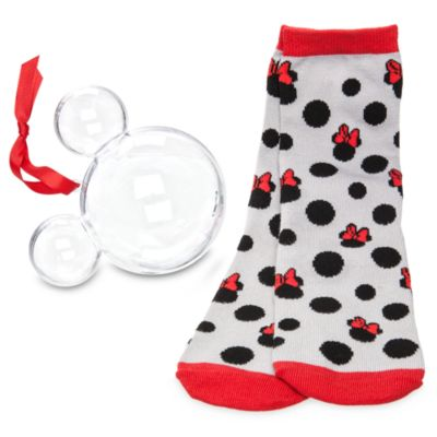Minnie Mouse Socks For Adults