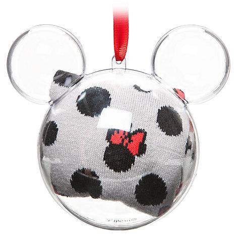 Chaussettes Minnie Mouse pour adulte