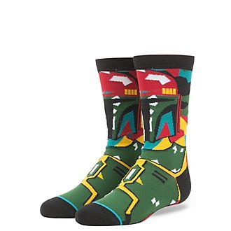 Chaussettes mosaique Stance Boba Fett pour enfants