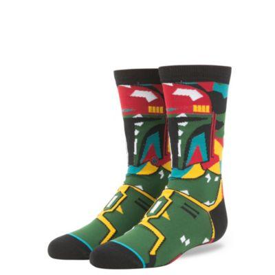 Stance Mosaic Star Wars Boba Fett Socks For Kids