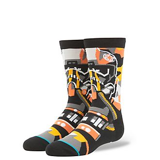 Stance Star Wars Pilot Mosaic Socks For Kids