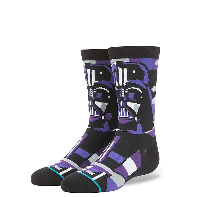 Stance Mosaic Star Wars Darth Vader Socks For Kids