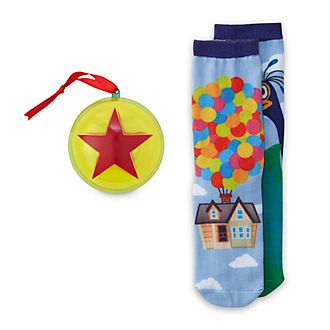 Adorno colgante calcetines adultos Up, Disney Store (1 par)