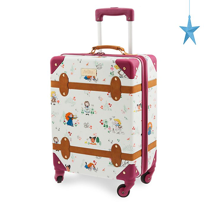 Disney Store Disney Animators' Collection Rolling Luggage