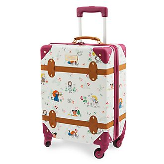 Disney Store Disney Animators' Collection Rolling Luggage