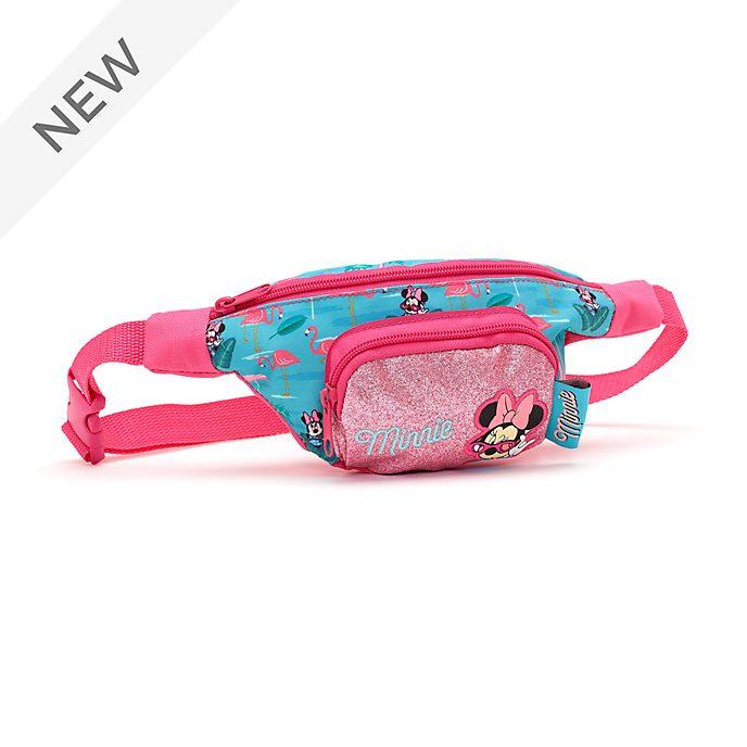 Disney Store Minnie Mouse Flamingo Belt Bag