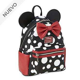 Mini mochila de lunares Minnie, Loungefly