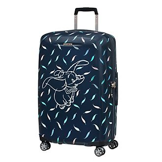 Samsonite Dumbo Feathers Large Rolling Luggage