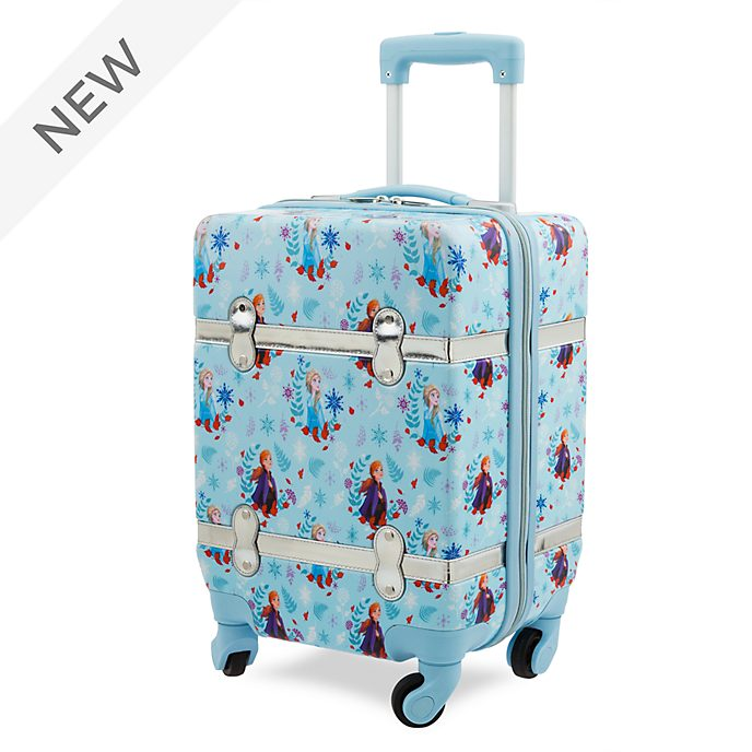 Disney Store Frozen 2 Rolling Luggage