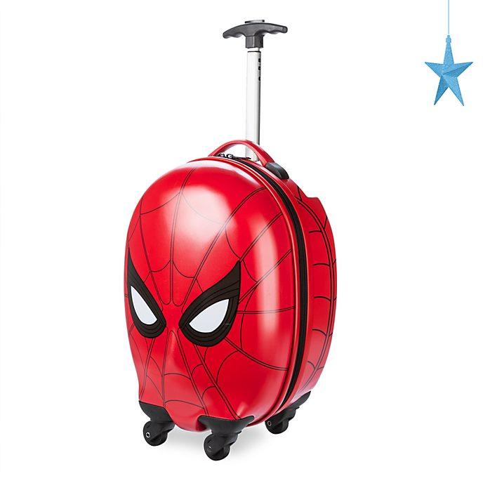 Disney Store Spider-Man Rolling Luggage