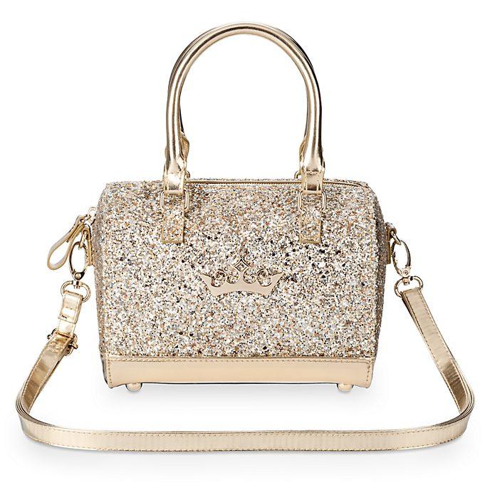 Disney Store Disney Princess Golden Glittery Handbag