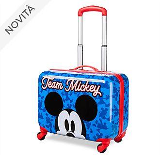 Trolley Topolino blu Disney Store