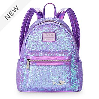 Loungefly The Little Mermaid Sequin Mini Backpack