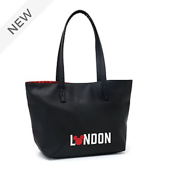 Disney Store Mickey Mouse London Tote Bag
