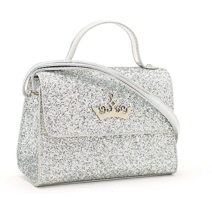 Borsa glitterata argentata Principesse Disney Disney Store