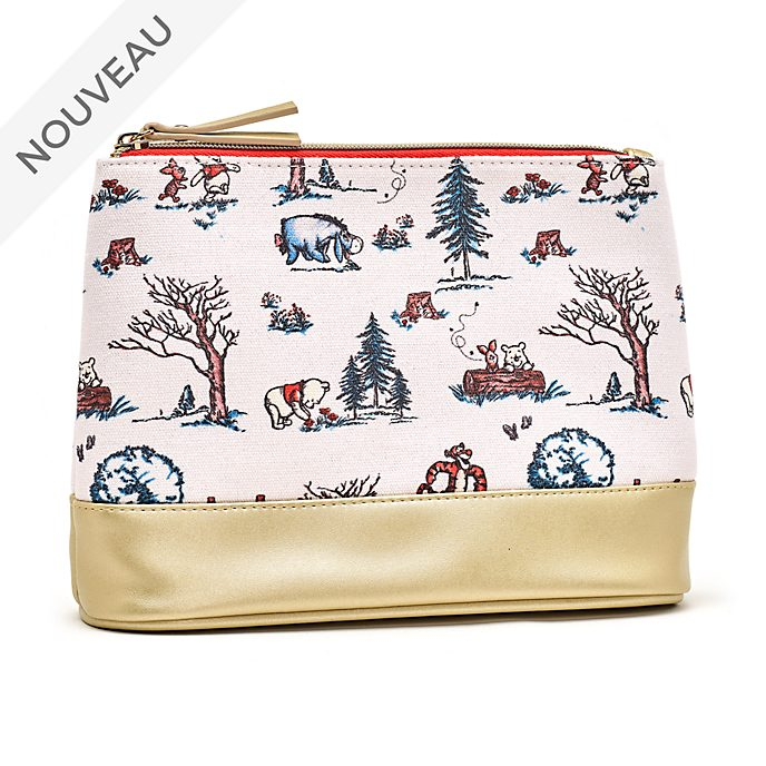 Disney Store Trousse de toilette Winnie l'Ourson