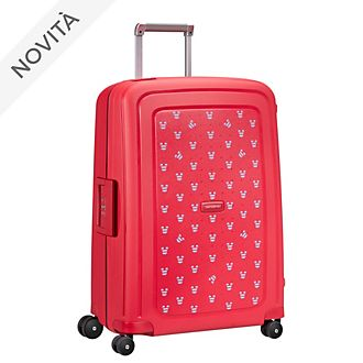 Trolley medio S'Cure rosso Topolino Samsonite