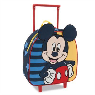 Valise à roulettes Mickey Mouse pour enfants