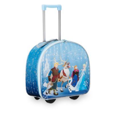Valise à roulettes La Reine des Neiges