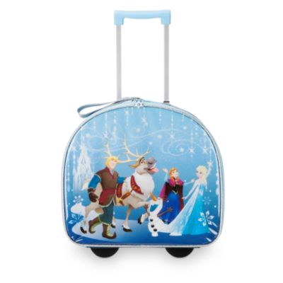 Die Eiskönigin - völlig unverfroren - Trolley-Koffer mit Leuchtfunktion