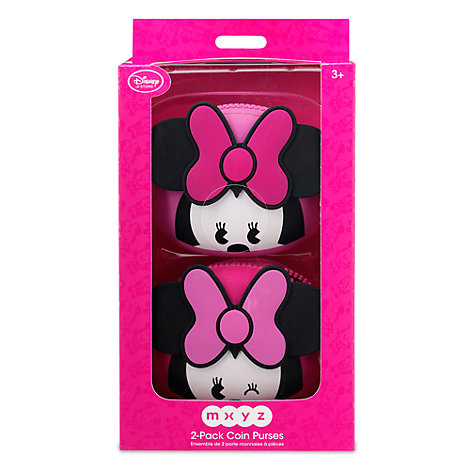 Monedero MXYZ Minnie, set de 2