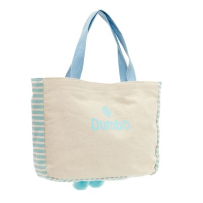 Lille Dumbo shoppingtaske i kanvas