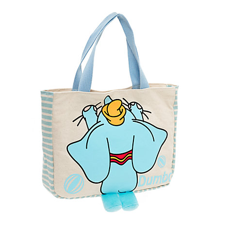 Dumbo Small Canvas Tote Bag