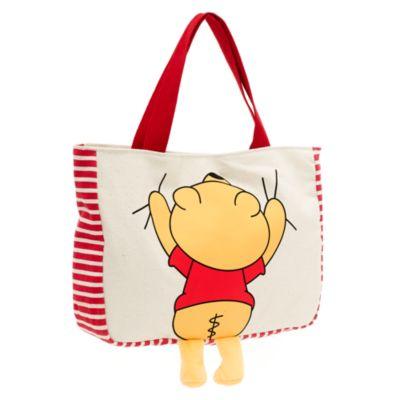 Petit sac fourre-tout en toile Winnie l'Ourson