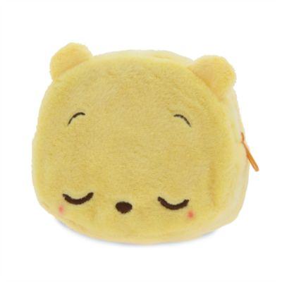 Winnie The Pooh Plush Fabric Cosmetic Bag