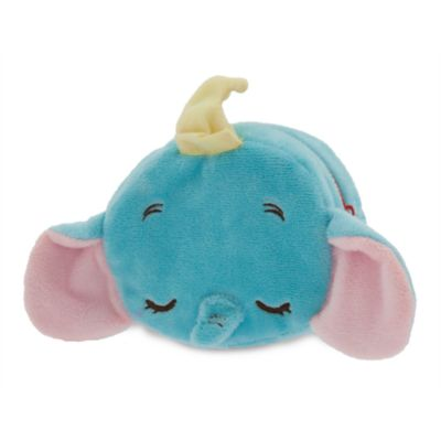 Dumbo Plush Fabric Cosmetic Bag