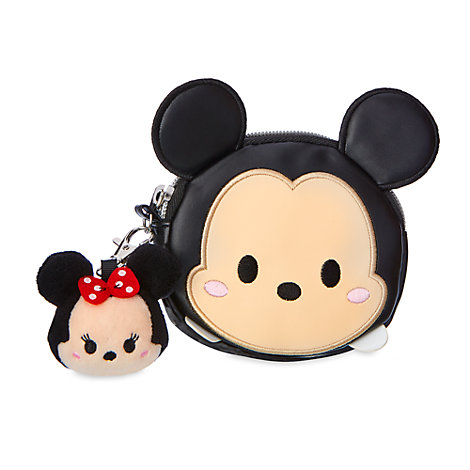 Micky Maus - Disney Tsum Tsum Münzgeldbörse