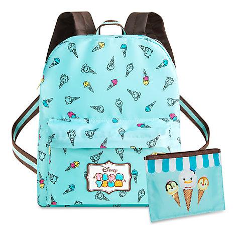 Tsum Tsum rygsæk med clutch